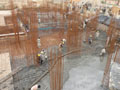 Raft Concrete Pouring Work